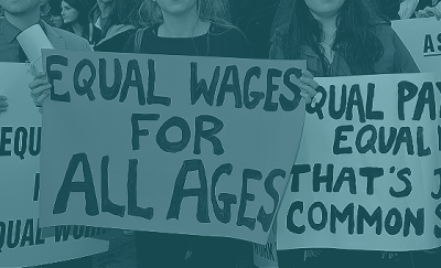 Image for 'Equal Pay for Equal Work'